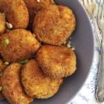 Cauliflower Potato Patties