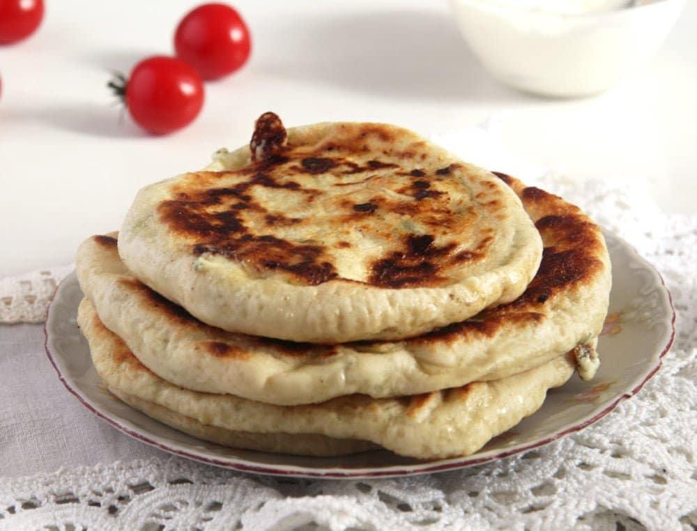 Romanian Cheese Pie