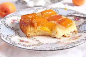 %name easy apricots cake