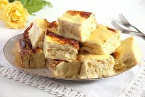 %name Savory Cheese Pie with Quark, Feta and Yogurt