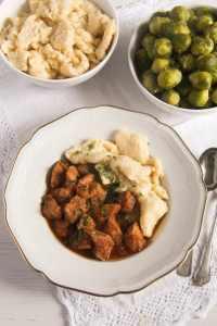 %name Hungarian Pork and Paprika Stew – Pörkölt Recipe