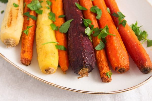 carrots oven ed 3 The Easiest Recipe for Whole Roasted Carrots with Olive Oil