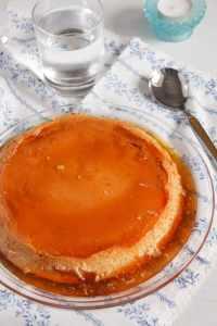 %name Smooth Creme Caramel or Flan – Romanian Recipe