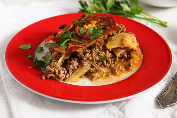 moussaka 3 Easy Moussaka with Potatoes – Romanian Recipe
