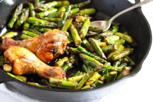%name Sauteed Asparagus with Garlic – Easy Asparagus Recipe