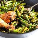 %name Sauteed Asparagus with Garlic – Easy Asparagus Recipe