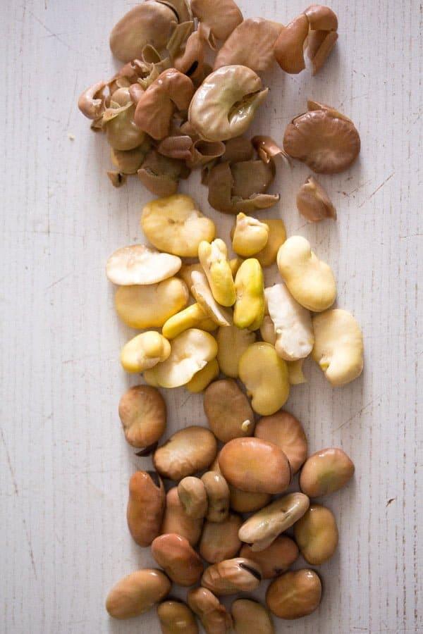 fava bean dip 1 Fava Bean Dip or Puree with Cumin – Egyptian Food