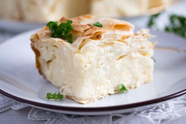 gibanica recipe 23 Gibanica – Serbian Cheese Pie – Serbian Food
