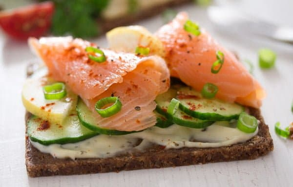 smorrebrod 6 Open Faced Sandwiches – Smørrebrød – Danish Food
