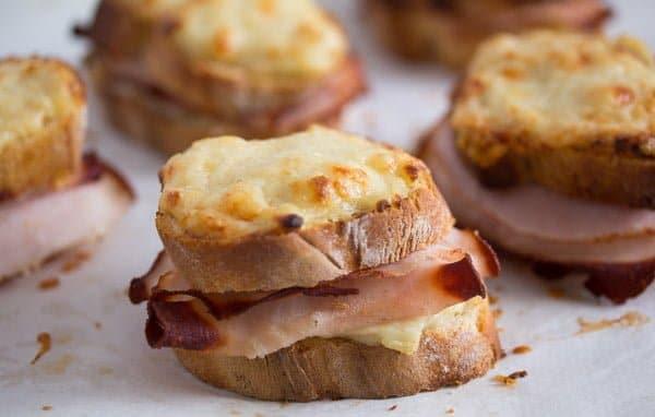 croque monsieur 6 Baked Croque Monsieur Recipe – French Food