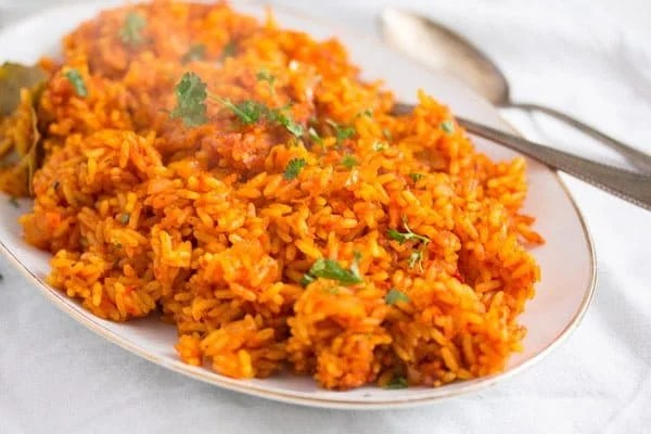 how to cook jollof rice in nigeria