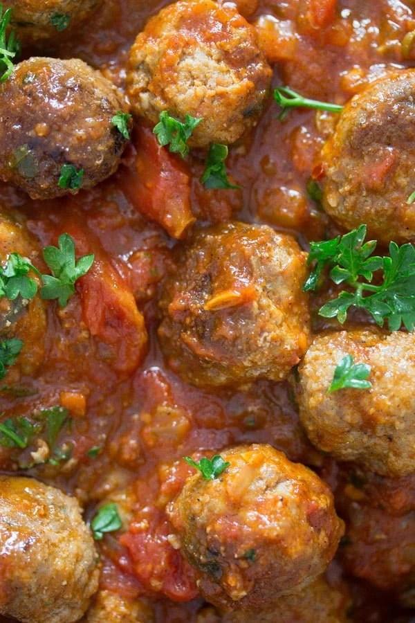 albondigas spanish meatballs 7 Albondigas – Spanish Meatballs in Tomato Sauce – Spanish Food