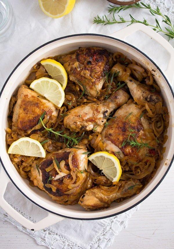 senegalese chicken 3 Senegalese Chicken Stew – Yassa Chicken – African Food