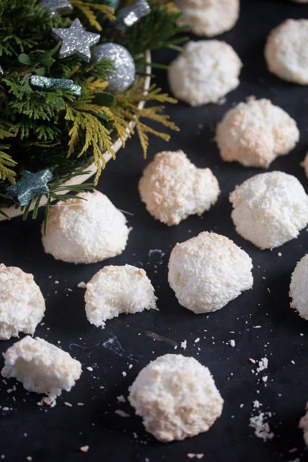 IMG 2465 Coconut Cookies Recipe – Easy Coconut Macaroons