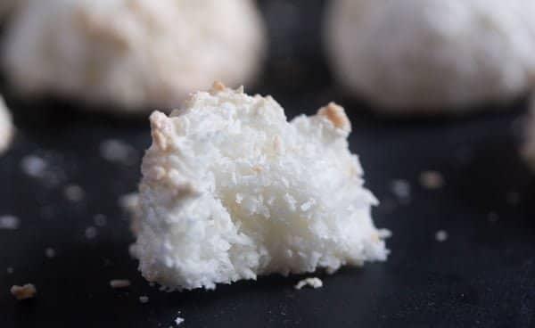 IMG 2487 Coconut Cookies Recipe – Easy Coconut Macaroons