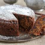 %name Easy Fruit Cake Recipe – Non Alcoholic Christmas Fruit Cake