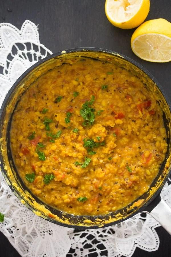 moong dal tadka recipe 3 Moong Dal Tadka Recipe – Indian Lentil Dal