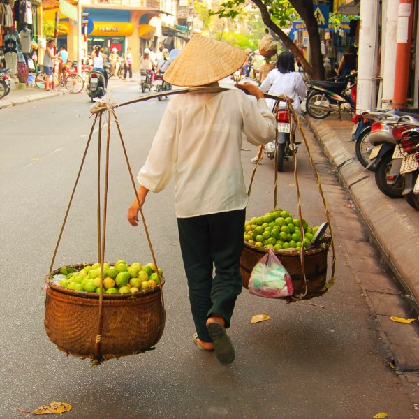 Adventures in Vietnam - First Stop! Crazy Hanoi!