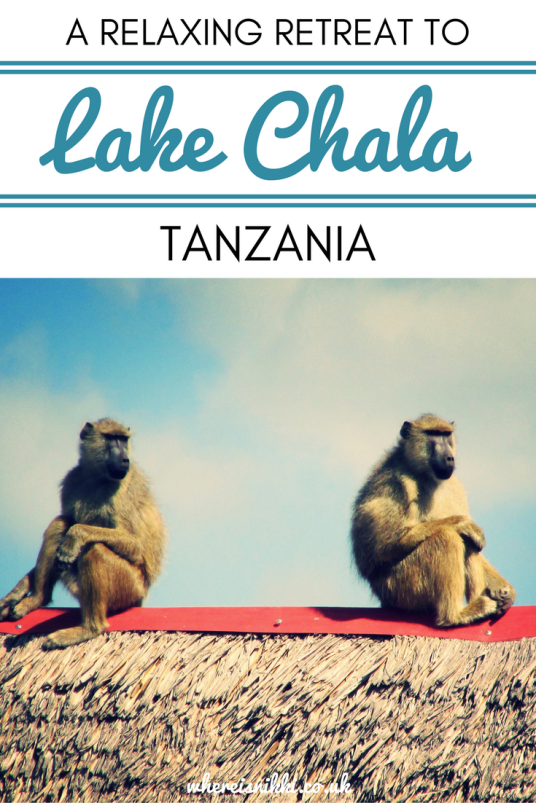 Photo Diary - Finding my Zen at Lake Chala, Tanzania