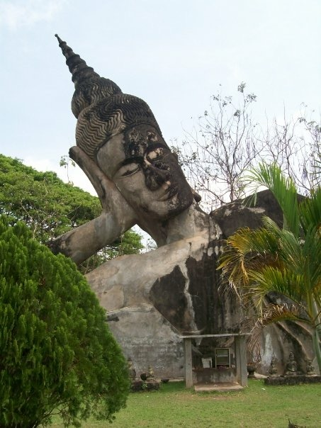 Take a Walk in Vientiane's Buddha Park