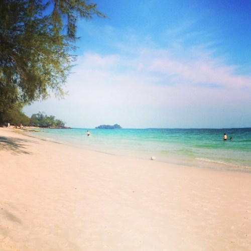 Paradise Perfection in Koh Rong