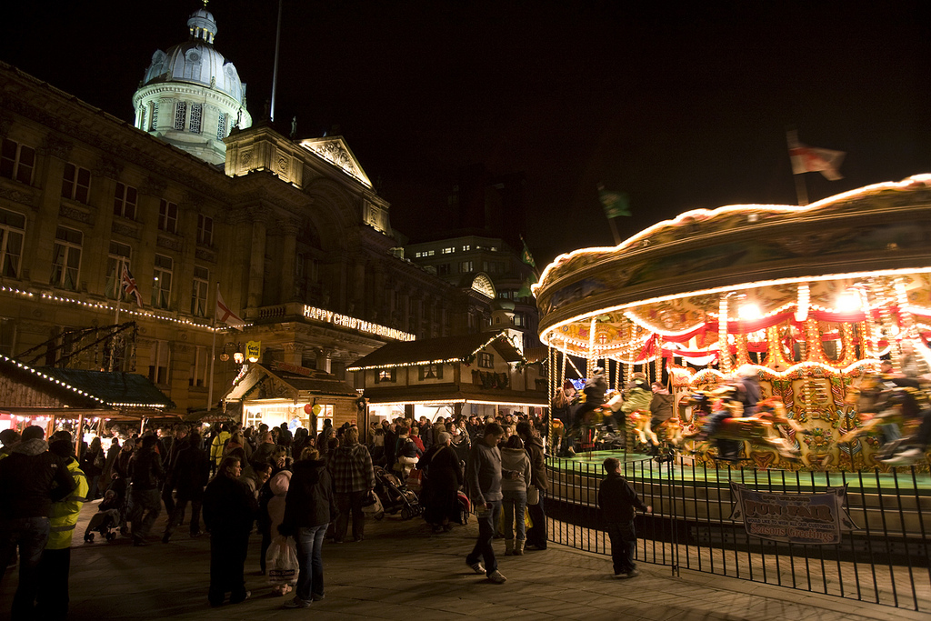 The Very Best Of The UK's Christmas Markets