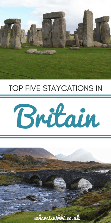 Follow In The Footsteps Of The BFG With These British Staycations