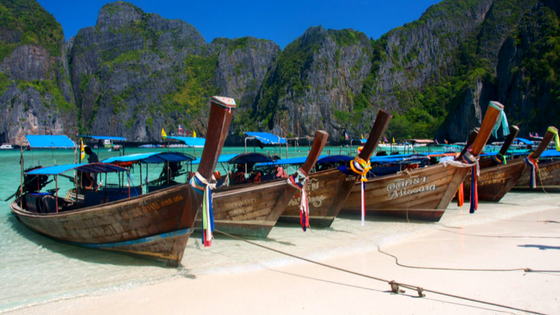 Island Hopping – The Best Beaches in Thailand