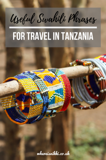 Useful Swahili Phrases For Travel In Tanzania