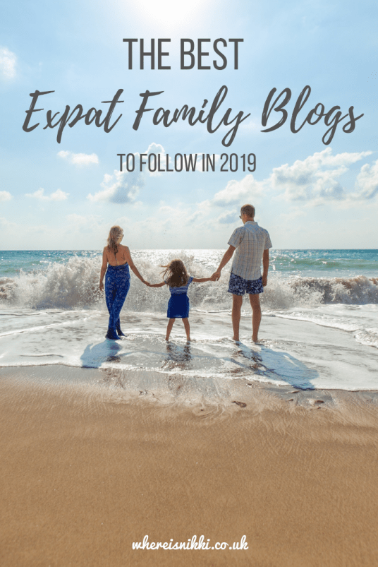 The Best Expat Family Blogs To Follow