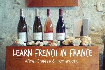 learn french in france coeur de france