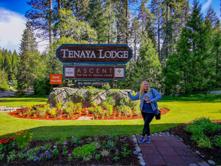 Tenaya Lodge Yosemite National Park