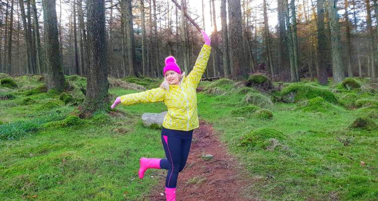 colourful outdoor gear trespass where is tara povey top irish travel blog