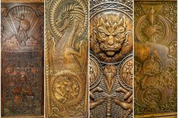 game of thrones doors where is tara povey top irish travel blog