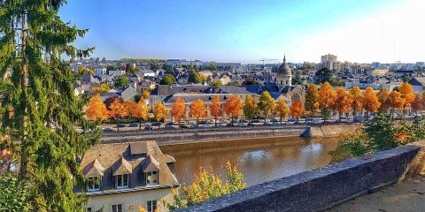 the mayenne region department france pays de la loire where is tara