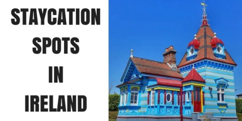 staycation ideas in Ireland where is tara