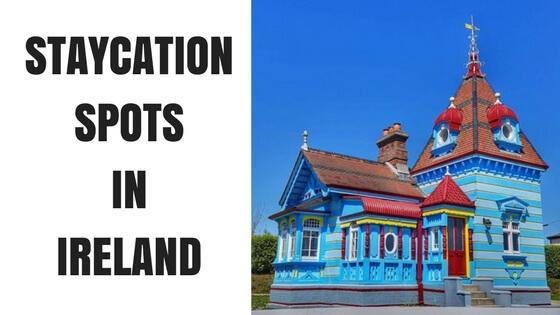 staycation ideas in Ireland where is tara