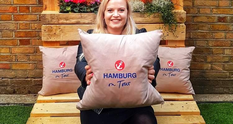 Hamburg on tour london festival event shoreditch