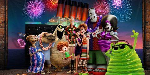 holiday monster hotel transylvania 3