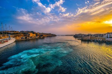 Valetta Malta cheap winter sun holidays winter sun destinations in europe