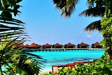 best place to stay in the maldives ROBINSON Club Maldives review