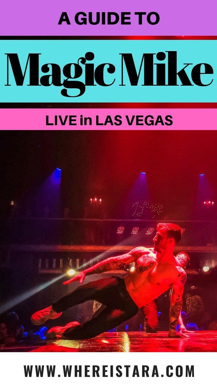 Magic Mike Live in Las Vegas review Magic Mike Show Vegas 2