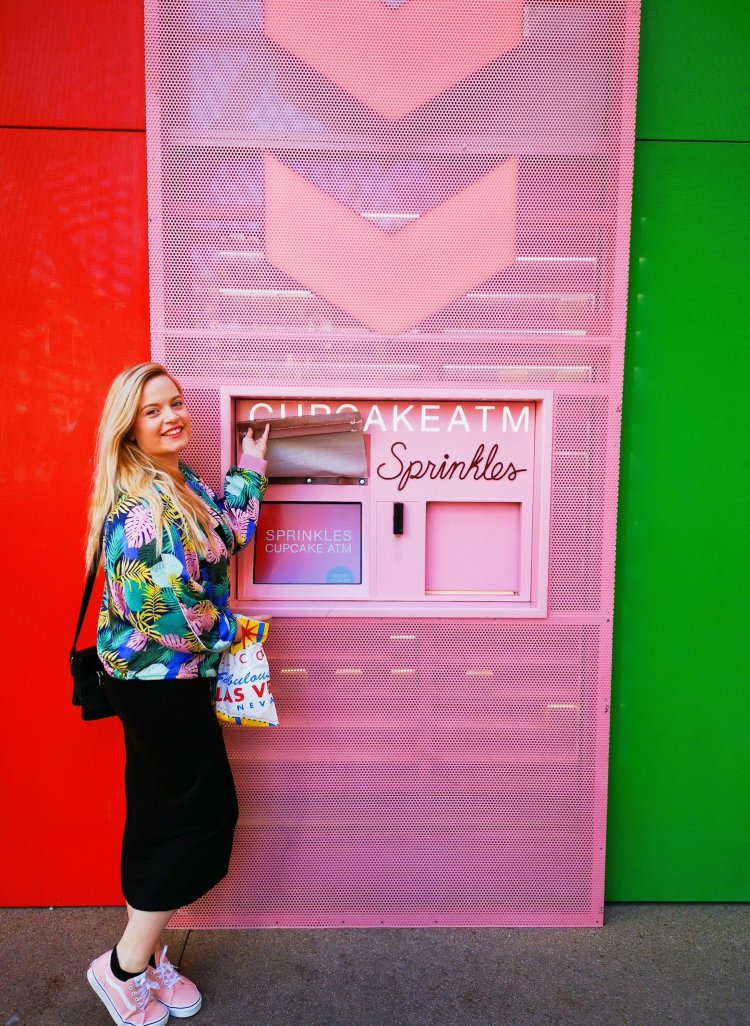 3 days in Las Vegas itinerary linq shops