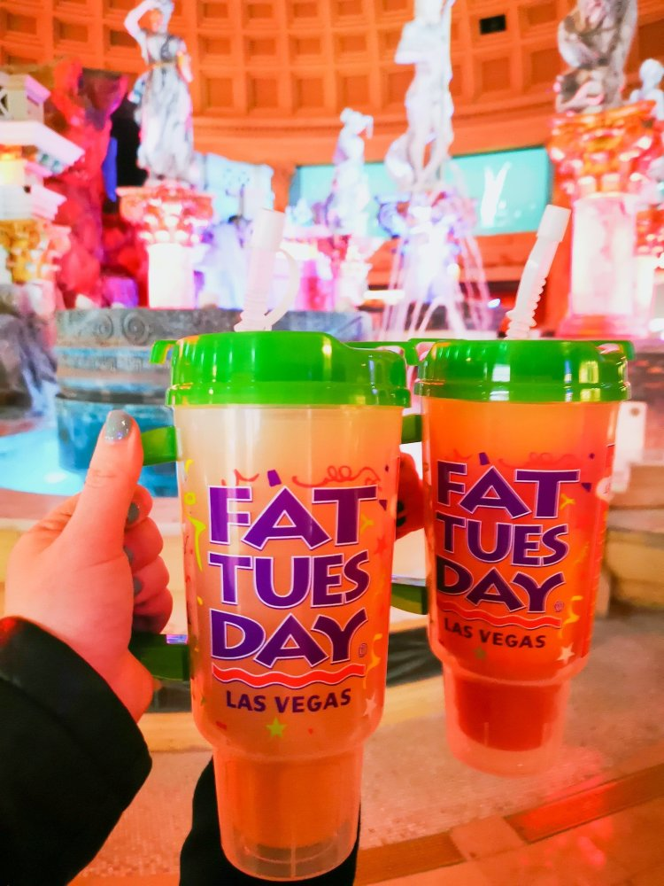 3 days in Las Vegas itinerary