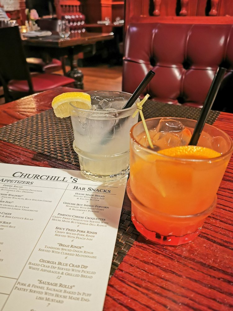Best Places to Eat in Savannah Georgia Churchill's