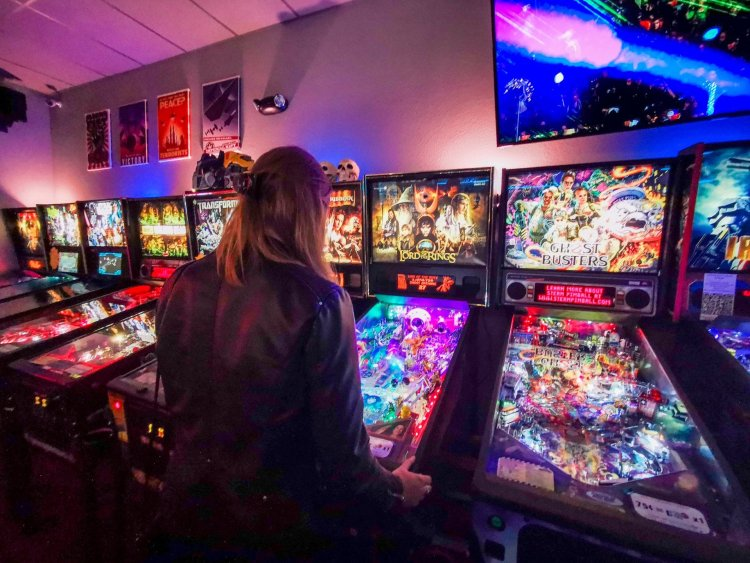 arcade bar things to do in Loveland Colorado