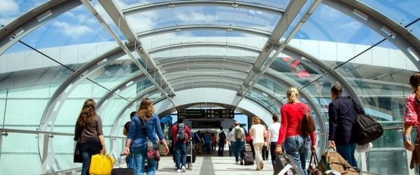 Dublin Airport tips and tricks dublin airport hacks glass tunnel terminal