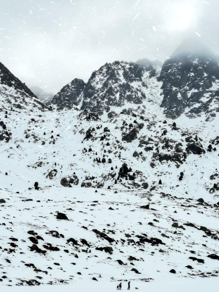 skiing in Pas de la Casa Andorra