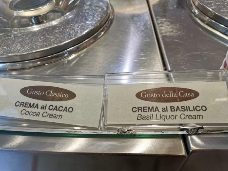 best gelato in Rome cheap eats
