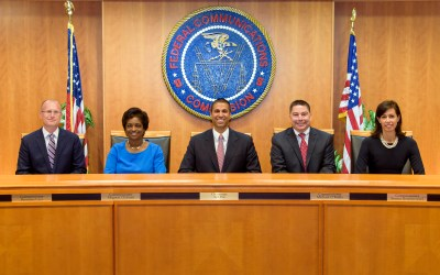 FCC DESTROYS NET NETRUALITY with 3-2 vote.